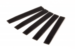 Glue Spreaders, Black x 20. Plastic, Craft, Adhesive, Paste, PVA Spreader Spatula. UK made. S7310